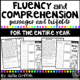 Fluency and Comprehension Brochures