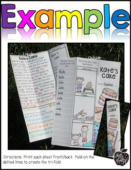 Fluency and Comprehension Brochures