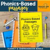 Reading Comprehension Passages, Fluency Passages