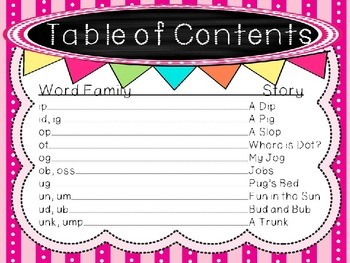 Comprehension and Fluency Passages-Short Vowel Word Familes