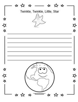 Nursery Rhymes: Fluency and Comprehension 2-5 (Twinkle, Twinkle, Little Star)