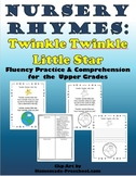 Nursery Rhymes: Fluency and Comprehension 2-5 (Twinkle, Twinkle, Little Star)