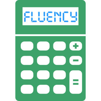 Fluency and Dysfluency Calculator - Google Sheet