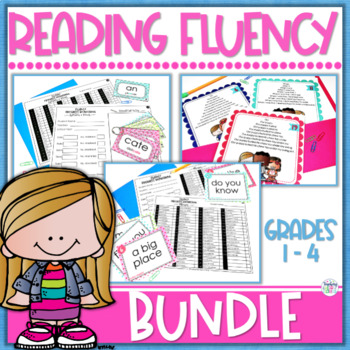 Reading Fluency Bundle Pack