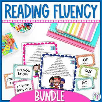 Fluency Bundle Pack - 3 Stages