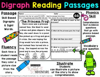 Reading Passage FREEBIE