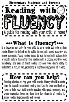 Fluency at Home
