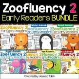 Fluency Passages for Early Readers Bundle