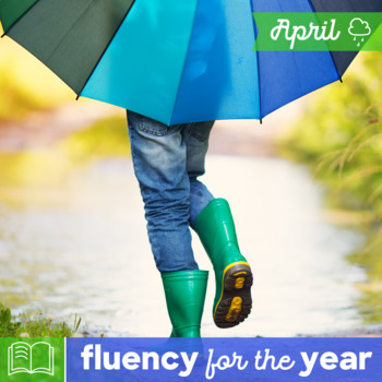 Fluency for the Year - April Packet