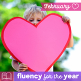 Fluency for the Year - February Packet