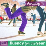 Fluency for the Year - January Packet
