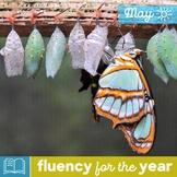 Fluency for the Year - May Packet