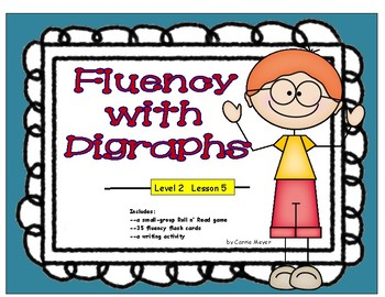Fluency with Digraphs: Level 2 Lesson 5