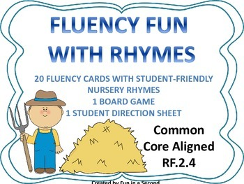 Fluency with Rhymes