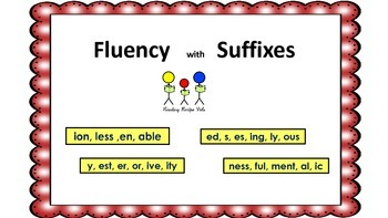 Fluency with Suffixes