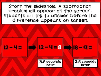 Fluent Facts-Practice for Addition and Subtraction Facts Within 20