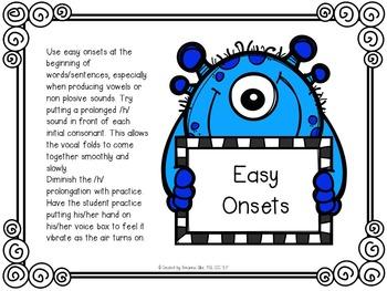 Fluent Monsters - A Fluency Packet