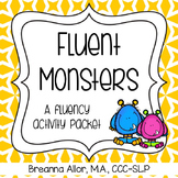 Fluent Monsters - A Fluency Packet