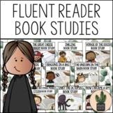 Fluent Readers Book Studies for Reading Comprehension NO P
