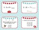 Fluently Multiply and Divide (Multiplication and Division) 3.OA.7 Task Cards