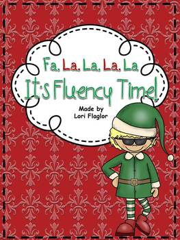 Fluency Practice- Christmas Edition