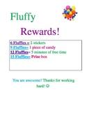 Fluffy Rewards  (Behavior Management)