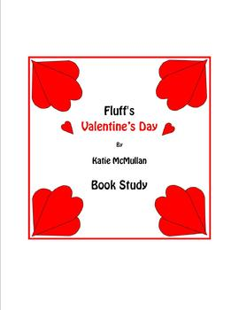 """Fluffy's Valentine's Day"" Book Study"