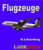 Flugzeuge. A LOOK BOOK Easy Reader (German Language)