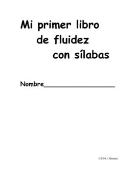 Fluidez con sílabas: libritos