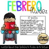 Fluidez en Febrero (Fluency Stories for February)