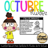 Fluidez en Octubre (Fluency Stories for October)