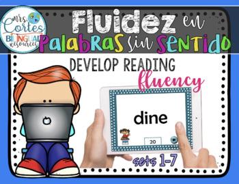 Fluidez en Palabras Sin Sentido- Nonsense Words Fluency