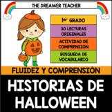 Halloween: Lecturas para Fluidez y Comprensión