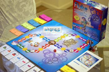 Fluke - Monopoly of Inventions with Intellectual Property lesson plan