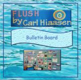 Flush Bulletin Board