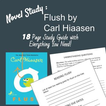 Flush Novel Study Student Guide