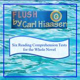 Flush Reading Comprehension Tests
