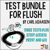 Flush Test Bundle ~ Three Tests Included!