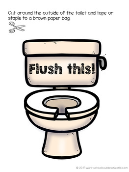Flush Your Negative Thoughts