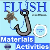 Flush Materials and Activities