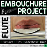 Flute Embouchure Project for Beginning Band