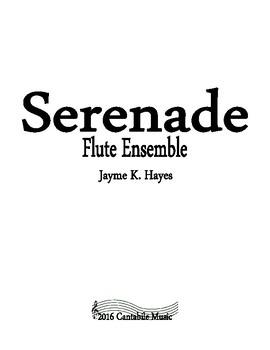 Flute Ensemble Music