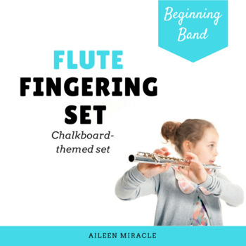 Flute Fingering Set