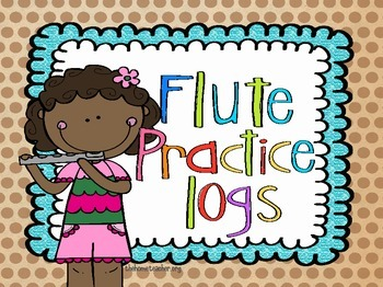 Flute Practice Logs