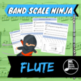 Flute Scale Ninja