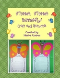 Flutter, Flutter, Butterfly! Craft and Activities