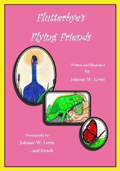 Flutterbye's Flying Friends