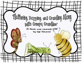 Fluttering, Hopping and Crawling Along with Creepy Crawlies