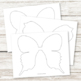 Fluttering Paper Butterfly Craft (Spring and Summer)