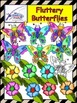 Fluttery Butterflies